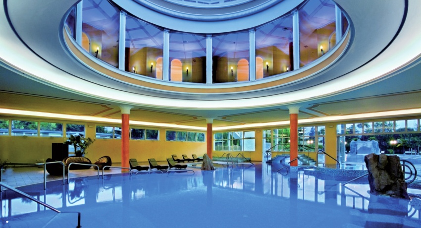 All Alba Indoor Pool - Hotel Terme All'Alba