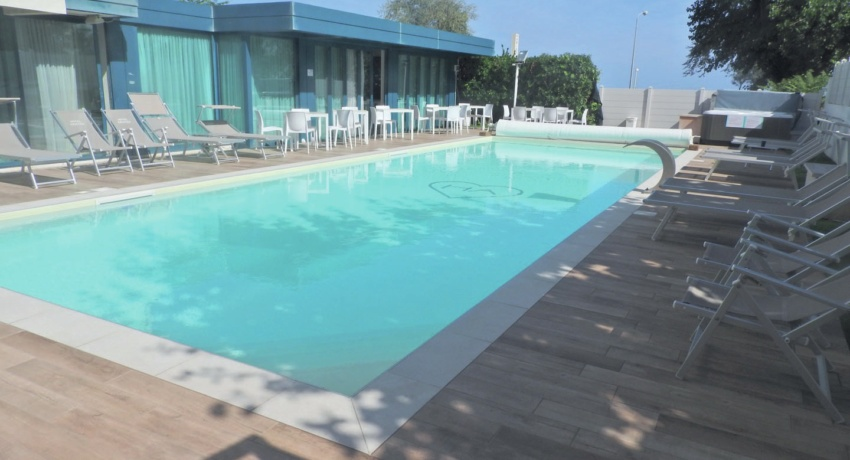 Aristeo Pool - Hotel Aristeo