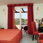 Grand Hotel Superior Zimmer - Grand Hotel in Porto Cervo