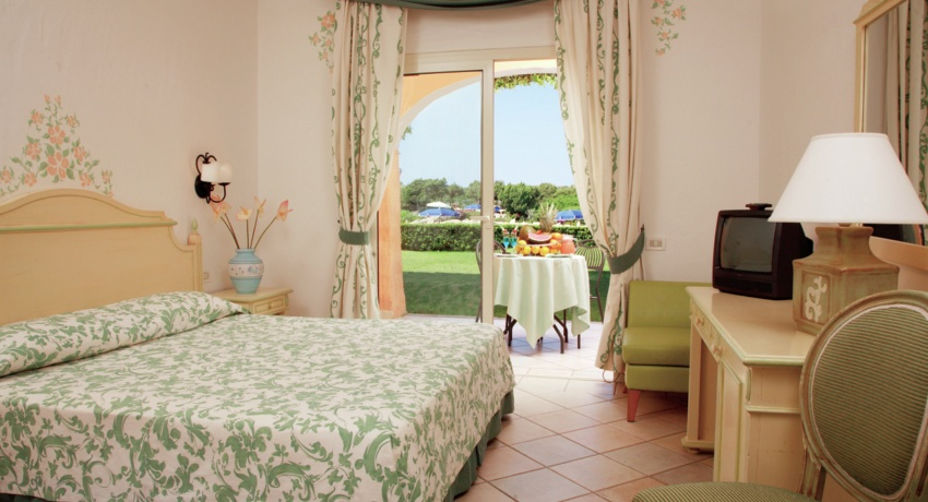 Grand Hotel Classic Zimmer - Grand Hotel in Porto Cervo