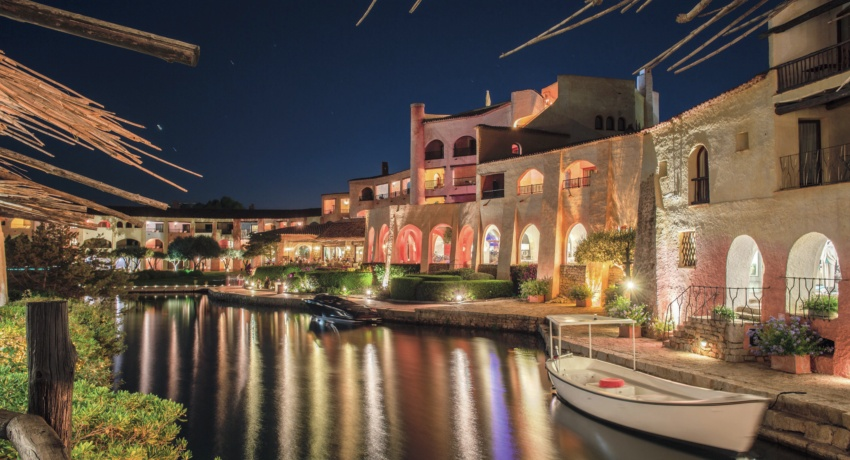 Cala di Volpe by Night - Hotel Cala di Volpe