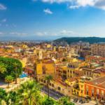 Cagliari Hauptstadt von Sardinien