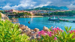 Costa Smeralda Luxus Abendessen