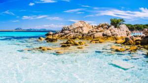 Costa Smeralda Sardinien Strand