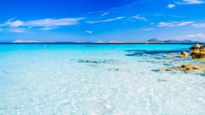 Costa Smeralda Smaragdgrünes Meer