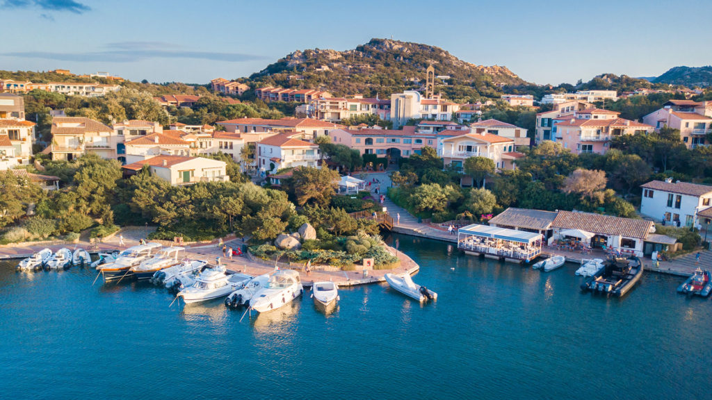 Hafen Porto Rotondo