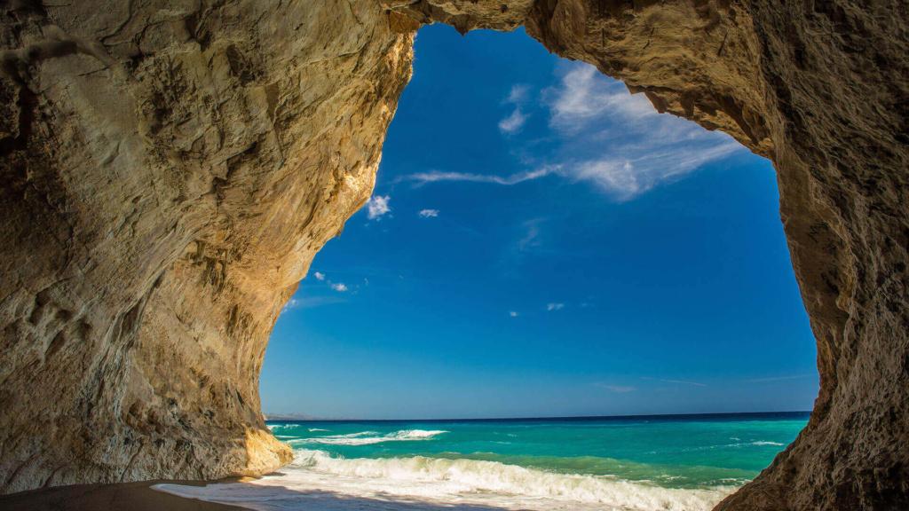 Sardinien Urlaub Cala Luna
