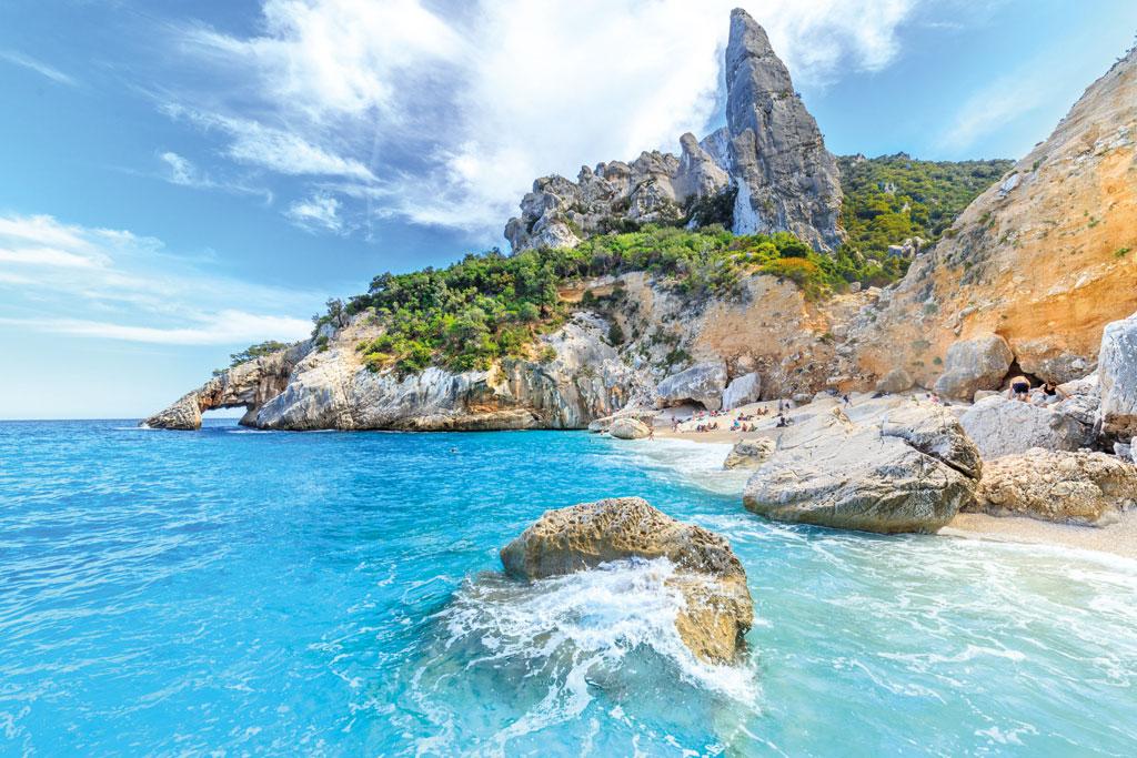 Cala Goloritze - Strände Sardinien
