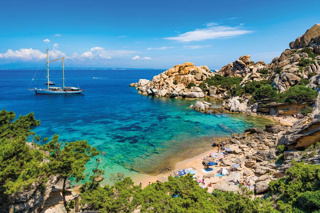 Cala Spinosa - Strände Sardinien
