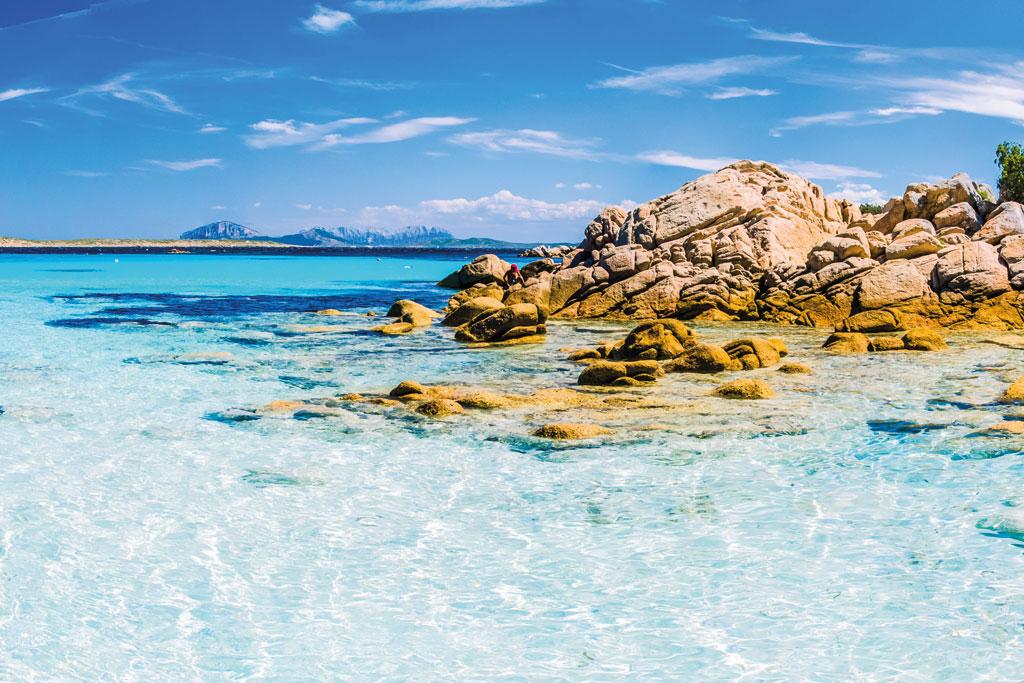 Capriccioli Costa Smeralda Strände Sardinien