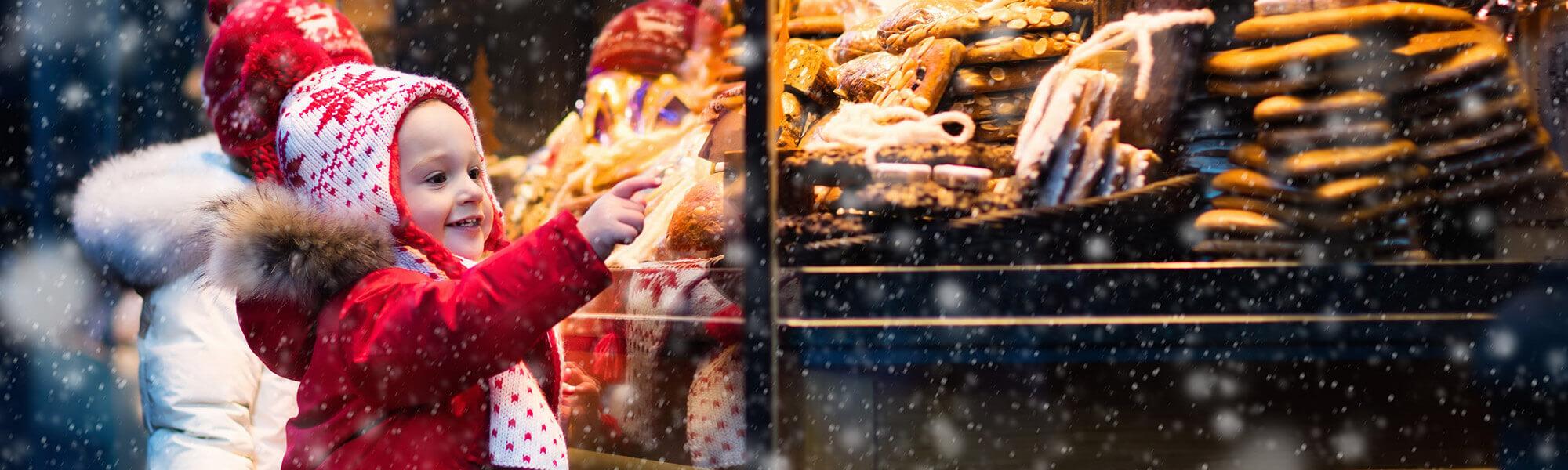 Adventreisen zu Christkindlmärkte Weihnachtsmarkt mit Christophorus Reisen