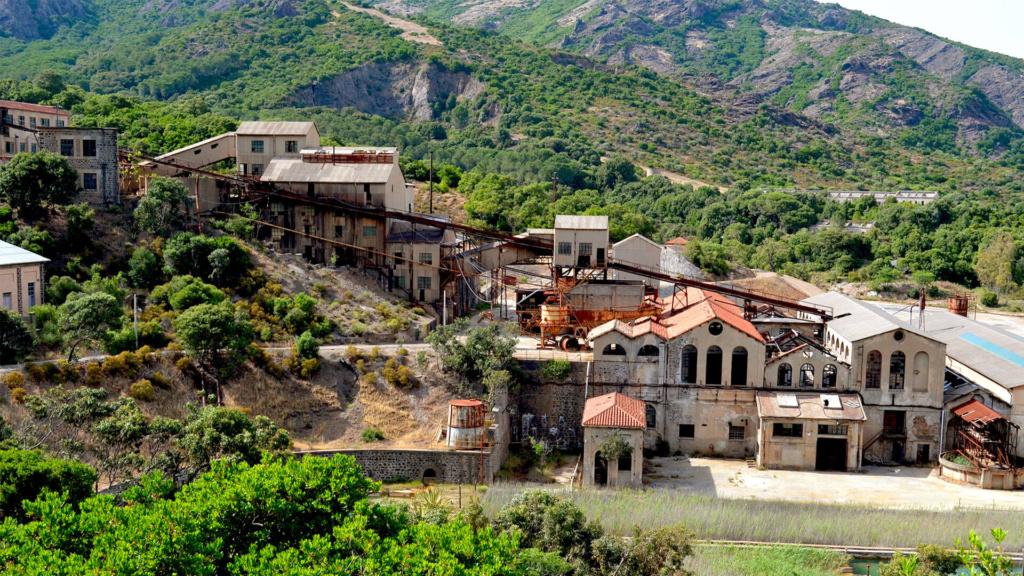 Montevecchio Sardinien Costa Verde