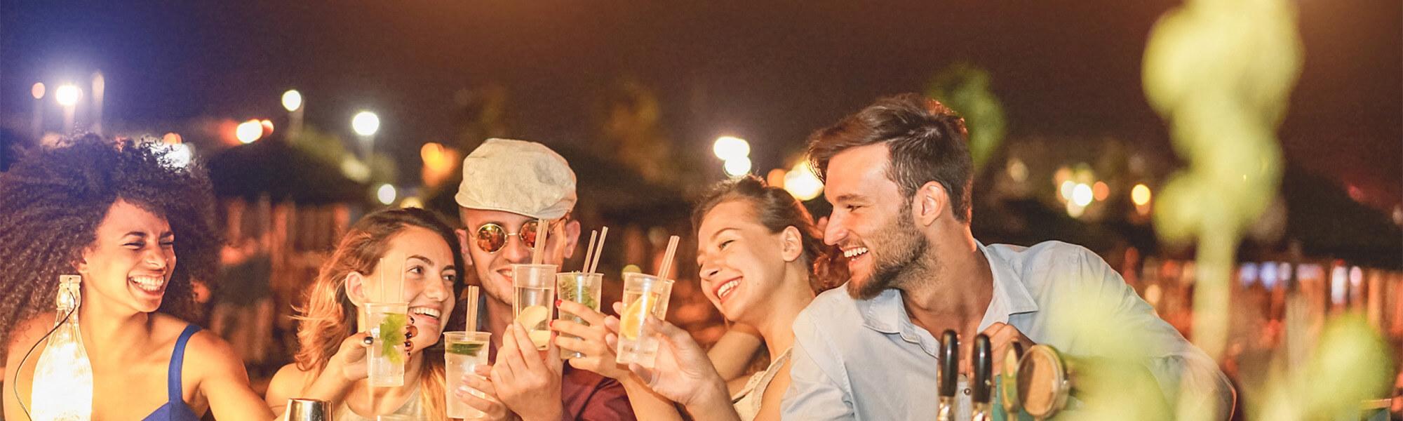Clubs und Partys in Rimini