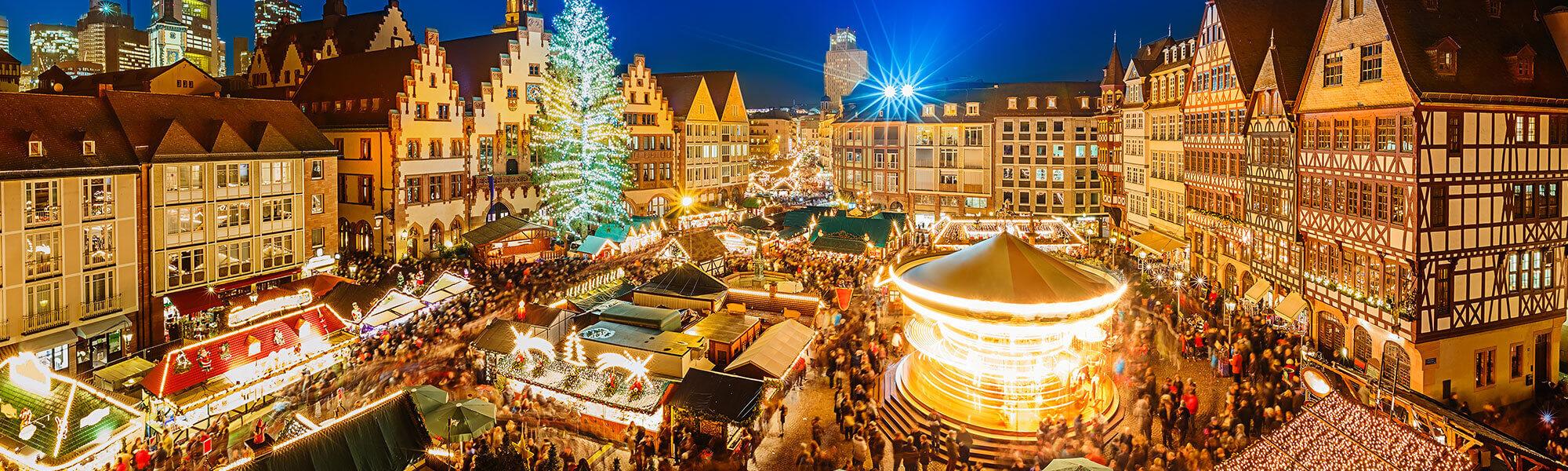 Weihnachtsmarkt interessante Fakten & Daten - Adventreisen