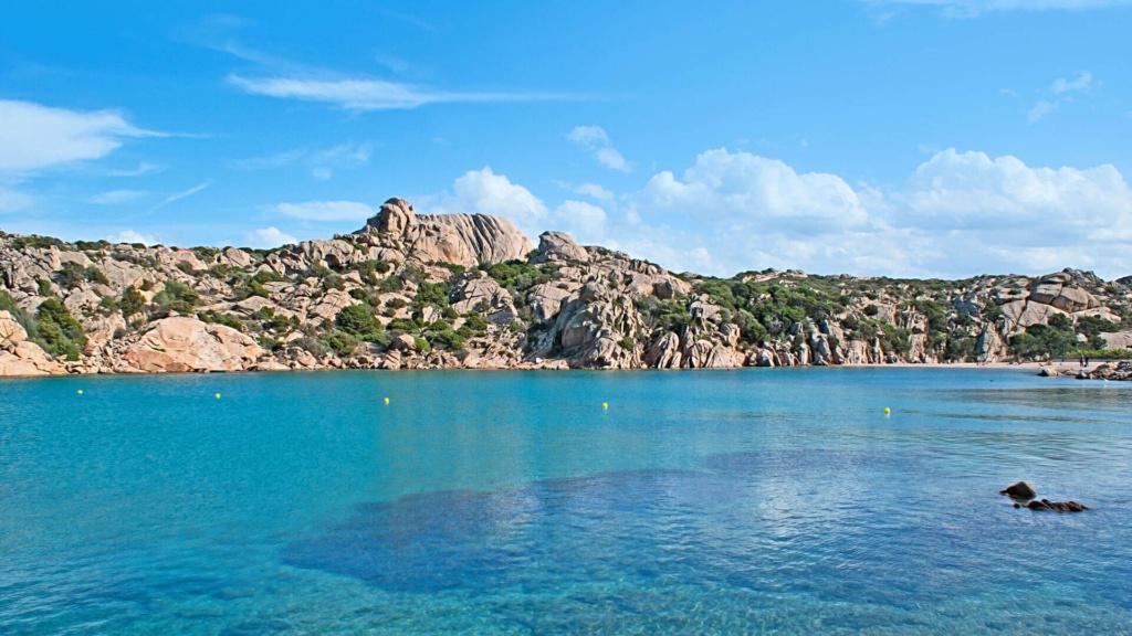 Cala Spalmatore in Sardinien