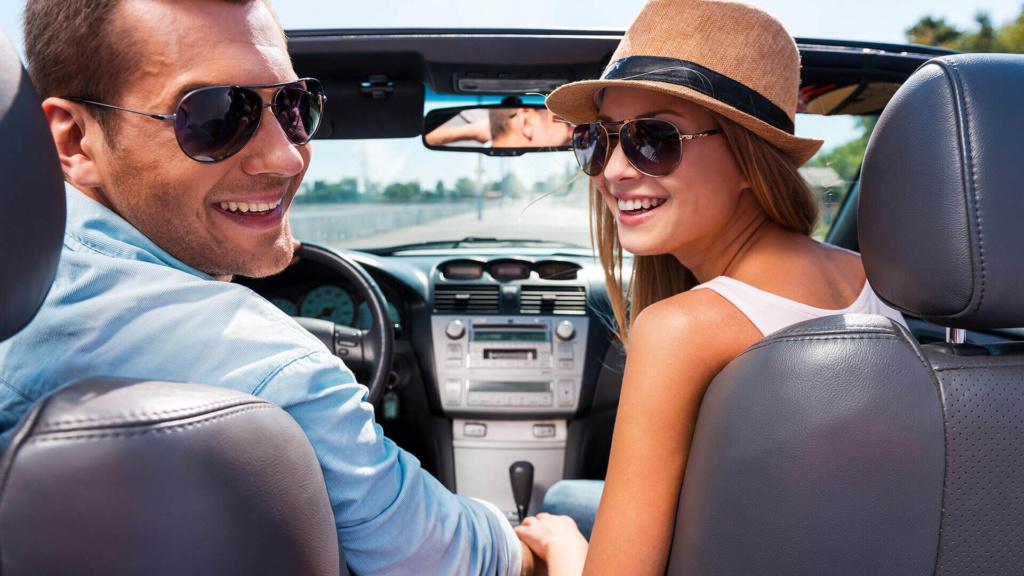 Sardinien Urlaub und Städte mit dem Auto erkunden