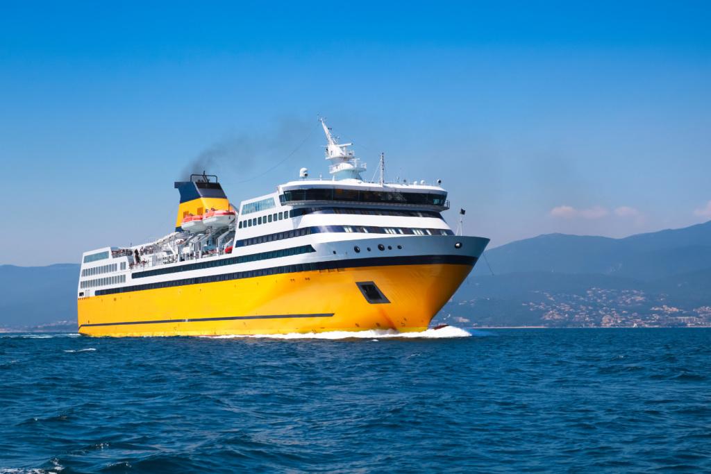 Mit Corsica Sardinia Ferries nach Sardinien