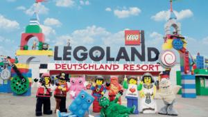 Legoland Deutschland Günzburg - ein Erlebnis für die Familie
