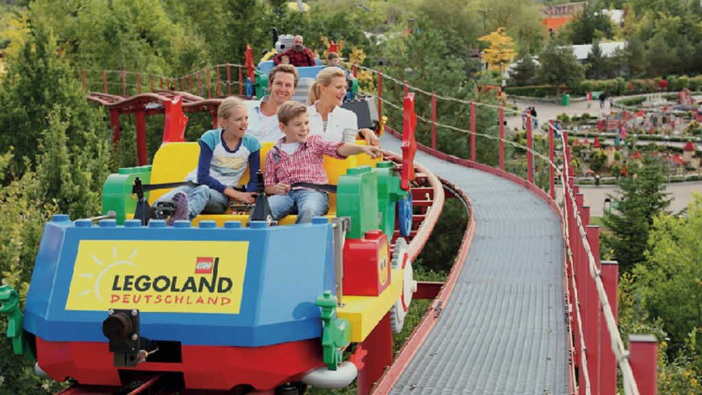 Legoland Deutschland - Spaß für die ganze Familie - mit Christophorus Reisen
