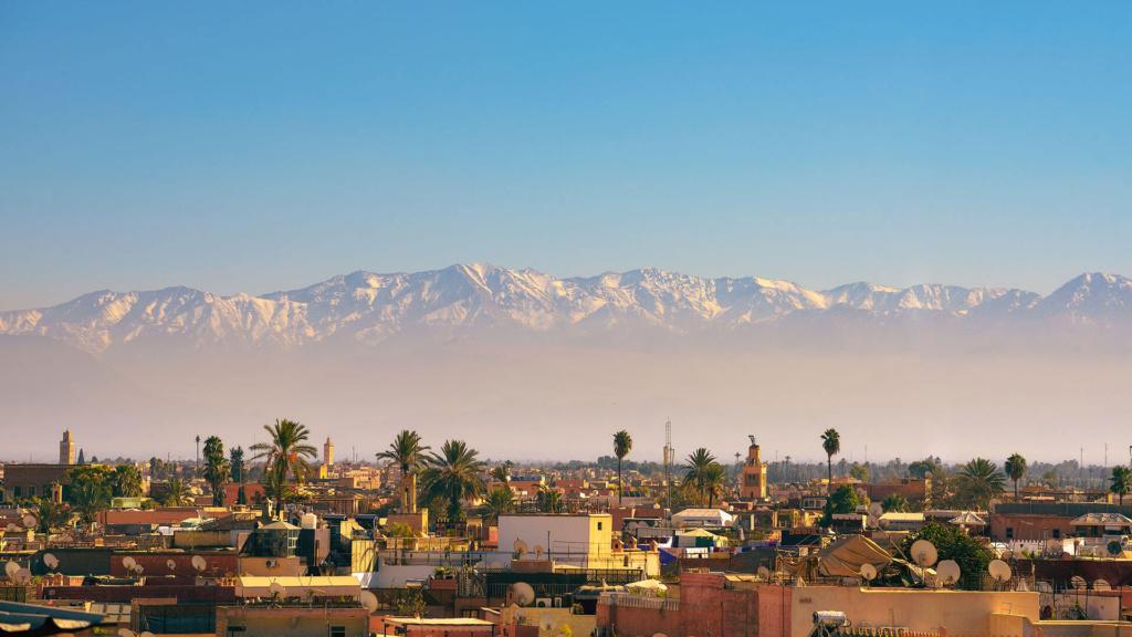 Marrakesch - Reise in die ehemalige Hauptstadt des marokkanischen Reiches