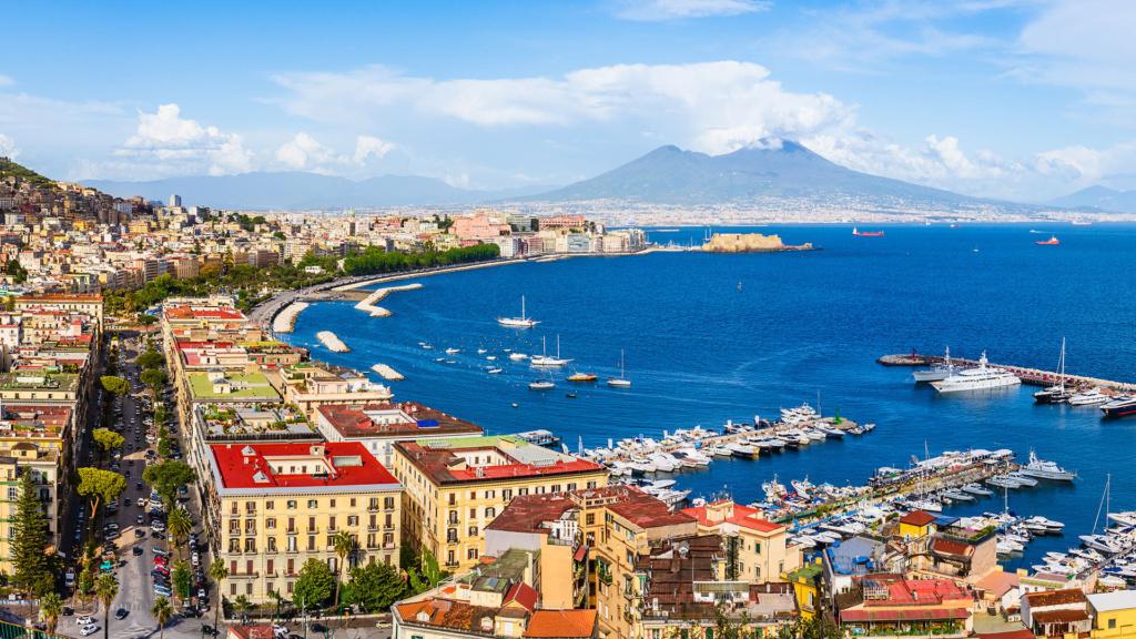 Neapel Sehenswürdigkeiten - Anreise nach Ischia