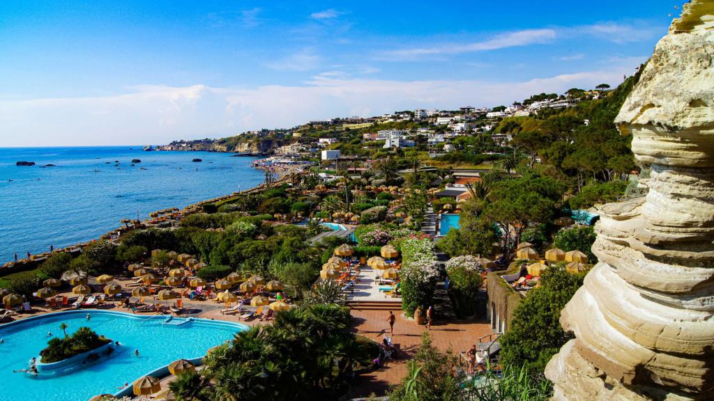 Poseidon Garten & Spiaggia di Citara auf Ischia