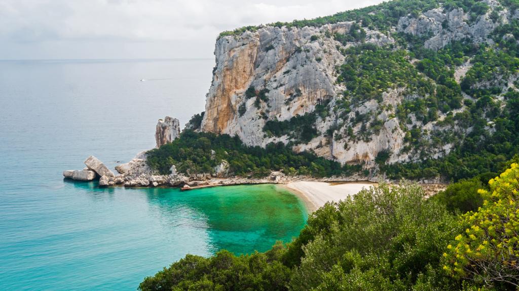 Wanderung zum Cala Luna in Sardinien