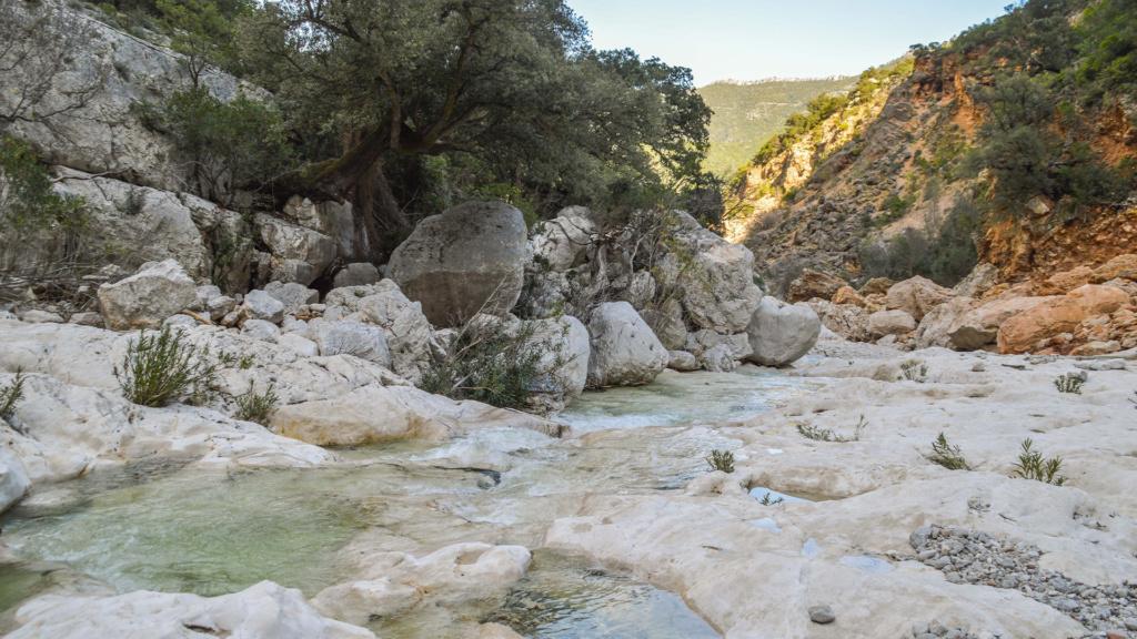 Atemberaubende Wanderung durch den Gola Gorropu Canyon auf Sardinien