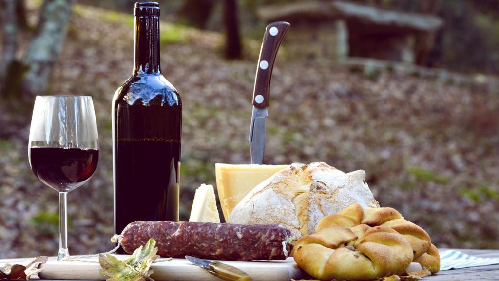 Essen auf Sardinien