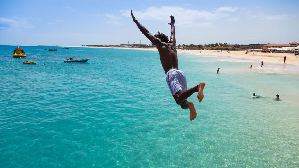 Strand Kapverde