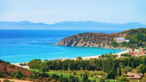 Süden Sardinien die schönsten Strände