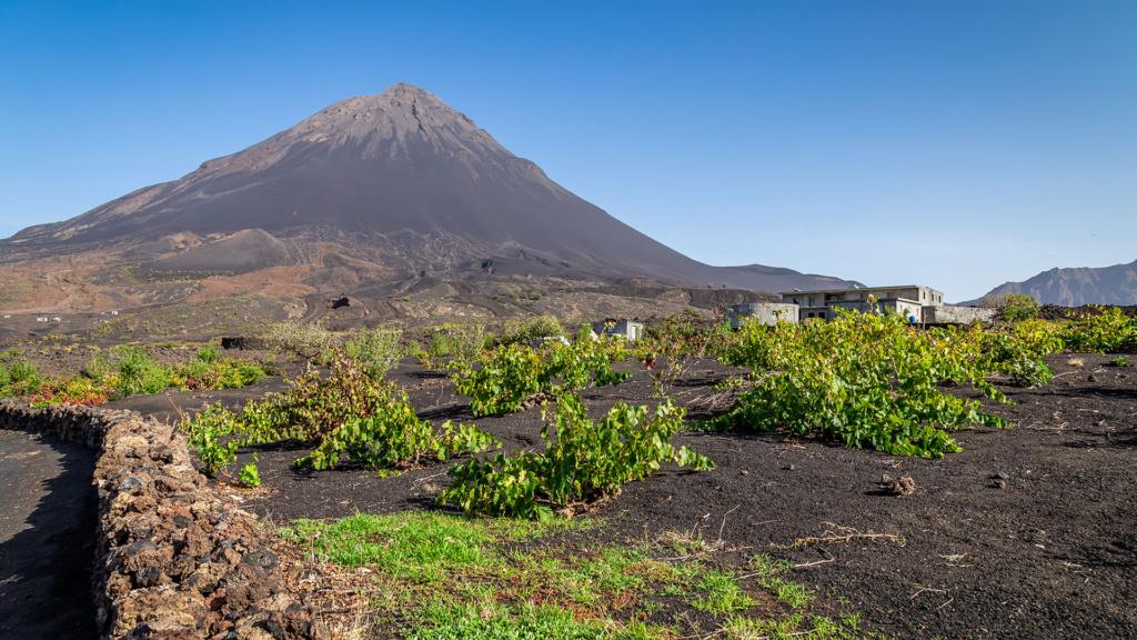Vulkan Pico do Fogo