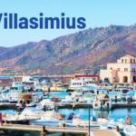 Villasimius Sardinien Hafen