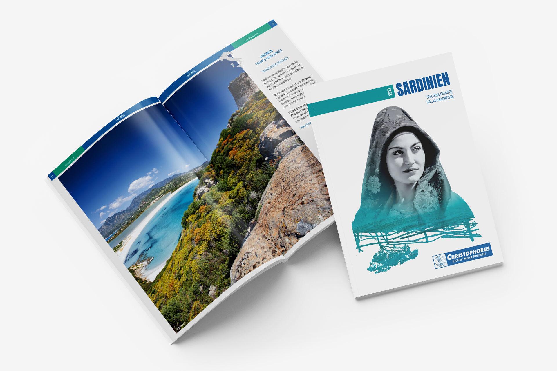 Sardinien Katalog 2021