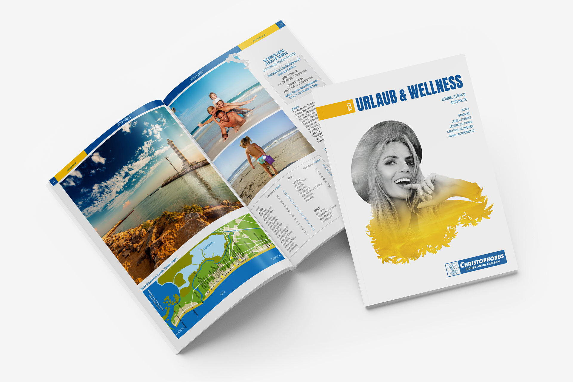 Urlaub & Wellness Katalog 2021