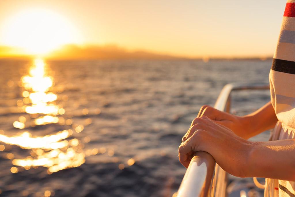 Fähre Sardinien - Während der Fahrt in den Urlaub