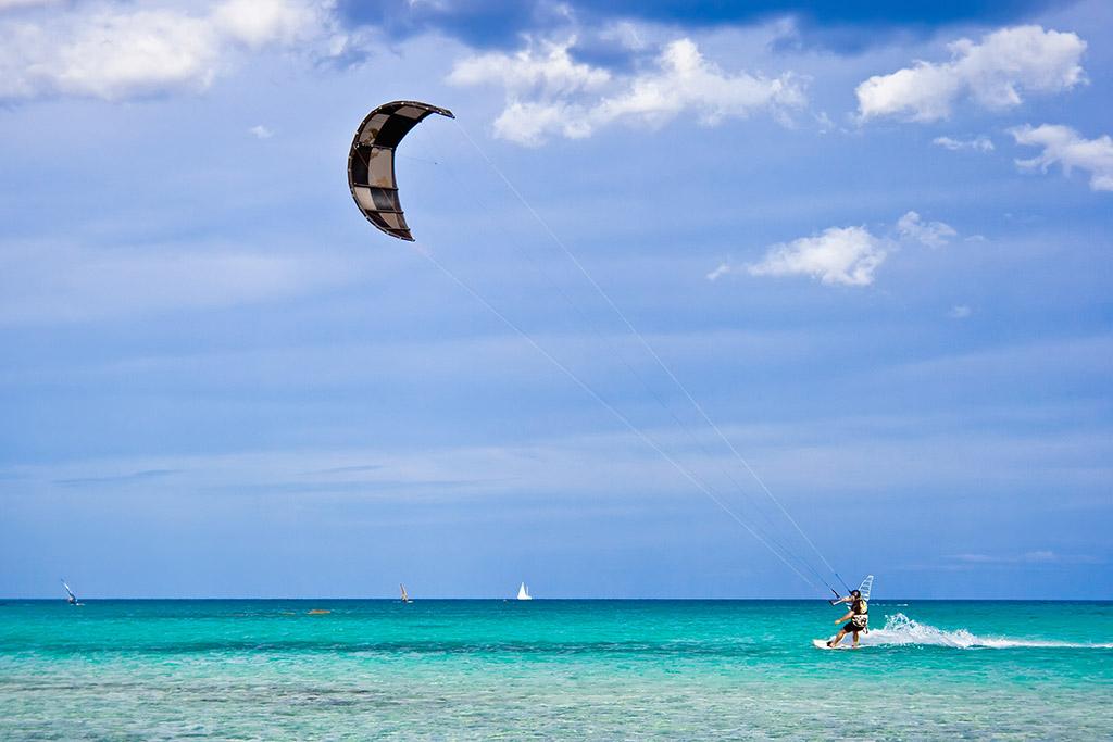 Kitesurfen Sardinien - Sport & Aktivitäten
