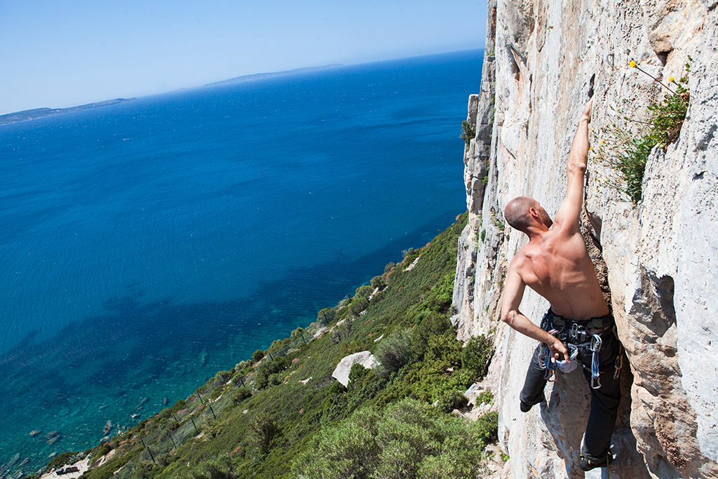 Klettern auf Sardinien - Sport & Aktivitäten